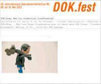 DOK.blog zum DOK.fest